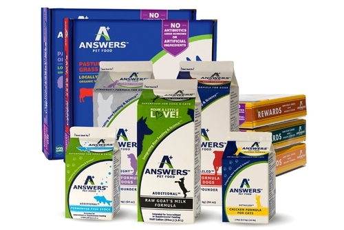 Answers Pet Food Products
